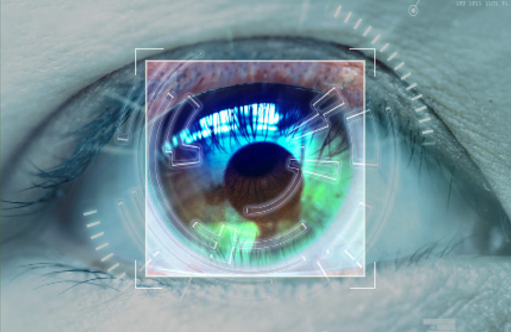 """ADVANCED IRIS AUTHENTICATION TECHNOLOGY"""