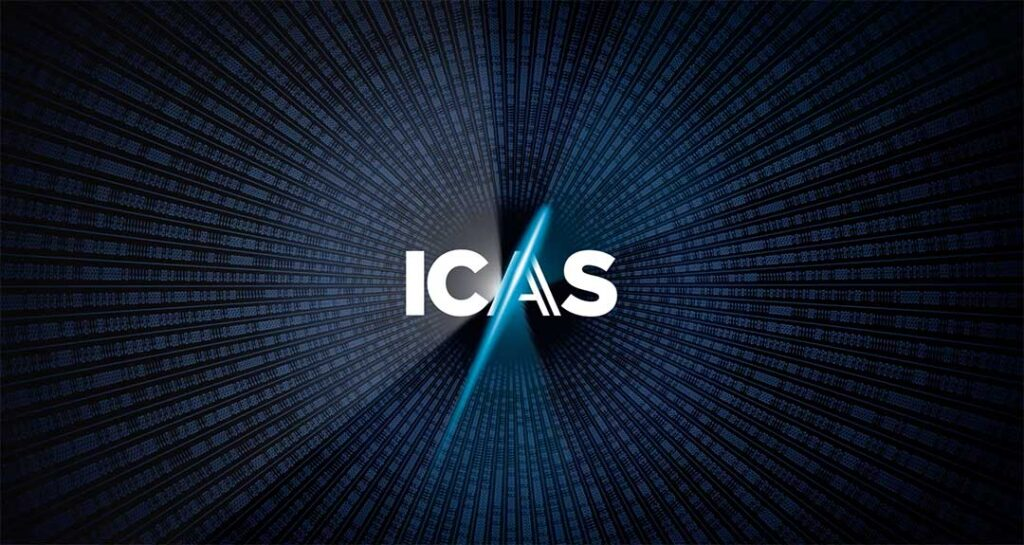 WELCOME TO ICAS